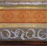 Regal Quilt I Art Print