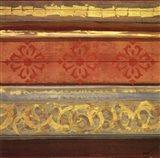 Regal Quilt II Art Print