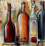 Wine I Art Print
