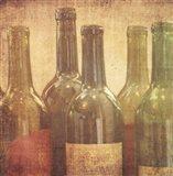 Wine Vignette I Art Print