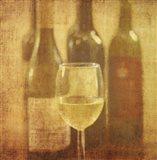 Wine Vignette III Art Print