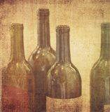 Wine Vignette IV Art Print