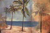 Palm Study II Art Print