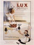 Lux Soap Art Print