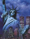 Statue of Liberty Ny Art Print