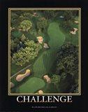 Motivational - Challenge Art Print