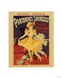 Pantomines Lumin Art Print