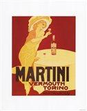 Vermouth Torino Art Print