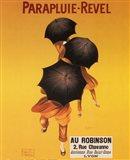 Parapluie-Revel Au Robinson Art Print