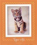 Tiger-Ific Art Print