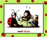 Baby Bugs Art Print