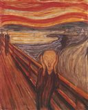 The Scream, c.1893 Art Print