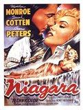 Niagara, c.1953 Art Print