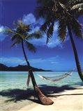 Peaceful Beaches Art Print