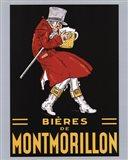 Bieres De Montmorillon Art Print
