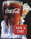 Coca-Cola Have a Coke Art Print