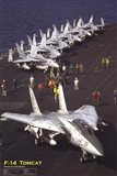 Airplane F-14 Tomcat Art Print