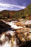 Ausable River, New York Art Print