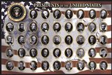 American Presidents Art Print