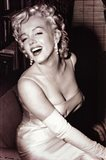 Monroe Marylin - Smiling Art Print