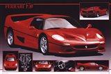 Ferrari F-50 Art Print