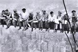 Lunchtime Atop a Skyscraper, c.1932 Art Print