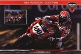 Ducati Superbike Art Print