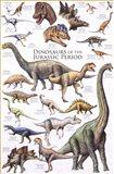 Dinosaurs - Jurassic Period Art Print