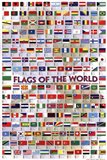 Flags of the World 2008 Art Print