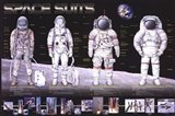 Space Suits Art Print