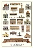 Architecture-Florence Art Print