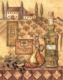 Flavors Of Tuscany I Art Print