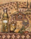 Flavors Of Tuscany II Art Print