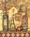 Flavors Of Tuscany III - Mini Art Print