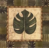 Tropical Leaf IV - Special Art Print