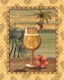 Island Nectar IV Art Print