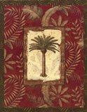 Exotica Palm II - Grande Art Print