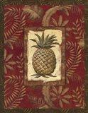 Exotica Pineapple - Grande Art Print