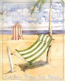 Playa Del Sol - Mini Art Print