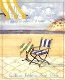 Alla Spiaggia - Mini Art Print