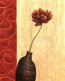 Rouge III Art Print