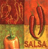Chili II Art Print