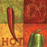 Chili III Art Print