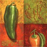 Chili IV Art Print