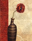 Rouge I Art Print