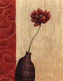 Rouge III - mini Art Print