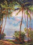 Path To Paradise II - petite Art Print
