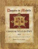 Chateauneuf du Pape Art Print