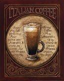 Italian Coffee - Mini Art Print