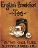 English Breakfast - Mini Art Print